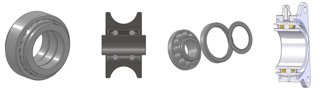 Custom Bearings