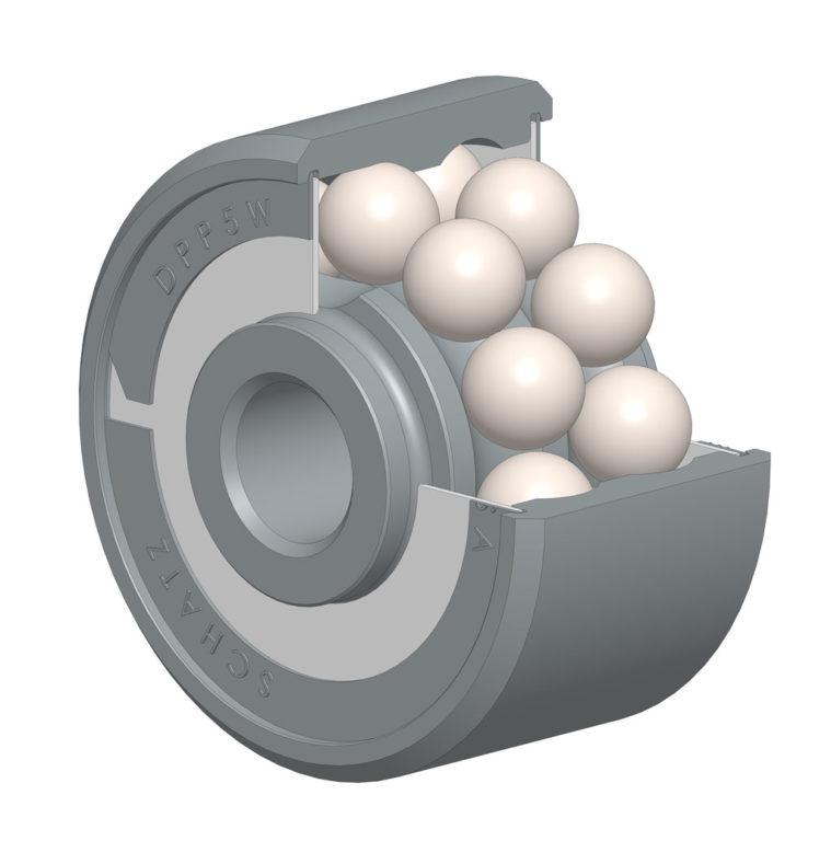 DPP-W Series bearing